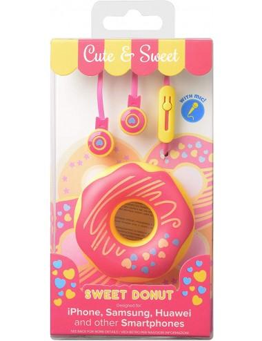 CUTE&SWEET PINK DONUT