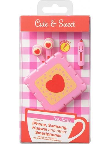 CUTE&SWEET PINK BISCUIT