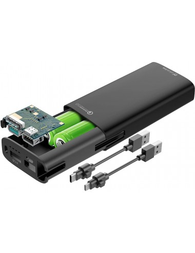 Caricabatterie Portatile FreePower Combo 6700mAh