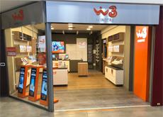 EUROCELLULAR PESARO - NEGOZIO WINDTRE presso Centro Commerciale Miralfiore