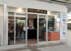 EUROCELLULAR CATTOLICA - presso Centro Commerciale Diamante
